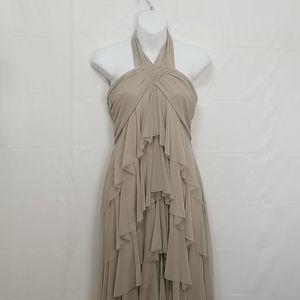 NWT Vero Moda Knee Length Chiffon Dress